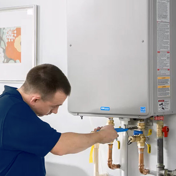 tankless water heater installation denver co